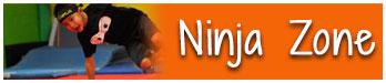 Ninja Zone button