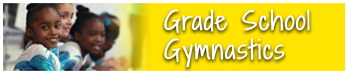 Grade School Gymnastics button