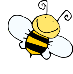 cute bee 2