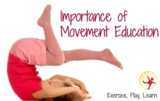 Movement Education - Forward Roll